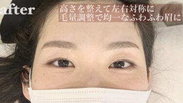 眉技術について